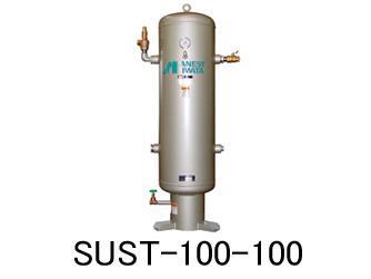 ステン空気タンク100L 低圧