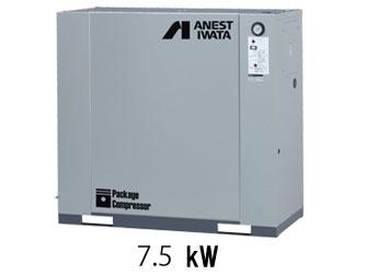 給油式パッケージ 圧力開閉器式 三相200V10馬力