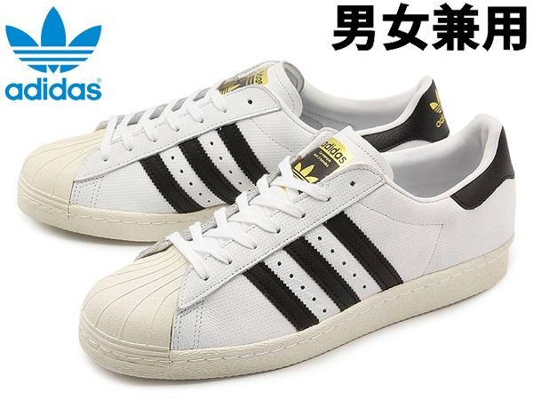 アディダス スーパースター 80s 男性用兼女性用 adidas SUPER STAR 80s BZ0144 メンズ レディース オリジナルス スニーカー (10027156)