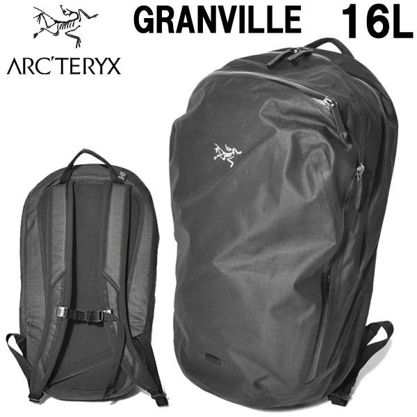 アークテリクス グランヴィル 16 ジップ バックパック 男性用兼女性用 ARC'TERYX GRANVILLE 16 ZIP BACKPACK 18792 メンズ レディース リュックサック (61620075)