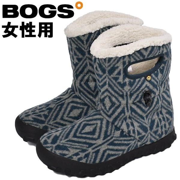 カラー:エメラルドマルチ 型番:BOGS 72555-346EMEM W ボグス B-MOC 新作販売 ミッドジオ 女性用 BOGS 72555 GEO スノーブーツ MID 01-13101651 人気商品 エメラルドマルチ レディース