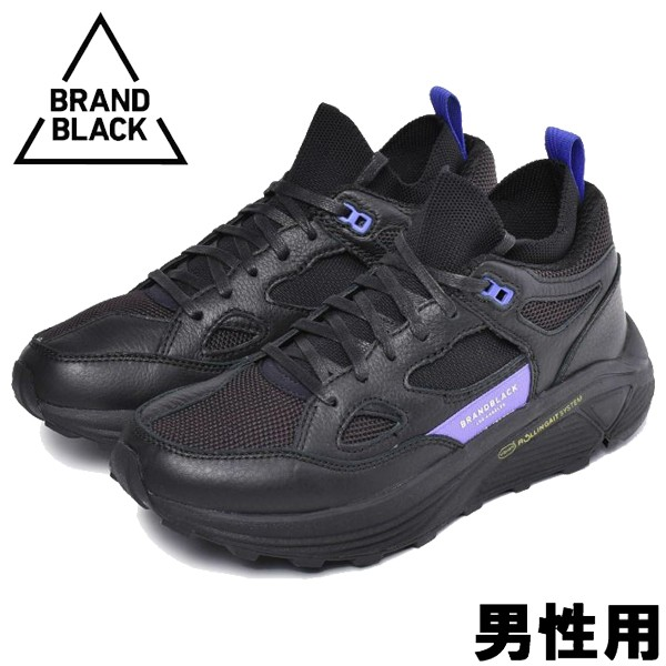 ブランドブラック アウラ 男性用 BRAND BLACK AURA 421BB メンズ スニーカー (13560050)