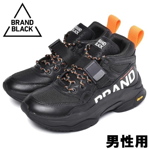 ブランドブラック サガ ミル スペック 男性用 BRAND BLACK SAGA MIL-SPEC 478BB メンズ スニーカー ブラック (01-13560062)