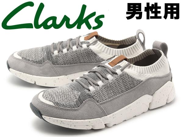 クラークス トライ アクティブ ニット 男性用 CLARKS TRAI ACTIVE KNIT 26133889 メンズ スニーカー (10131220)