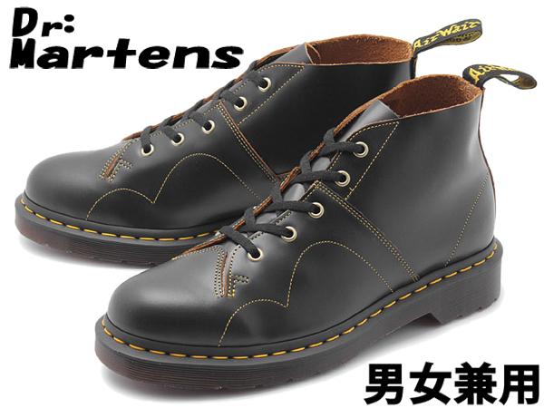 ドクターマーチン アーカイブ チャーチ 男性用兼女性用 DR.MARTENS ARCHIVE CHURCH R16054001 メンズ レディース ブーツ (10330204)