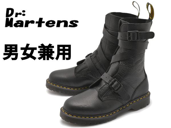 ドクターマーチン ビーヴァン バックルストラップ ブーツ 男性用兼女性用 DR.MARTENS BEVAN BUCKLE STRAP BOOT R23693001 メンズ レディース  (10330212)