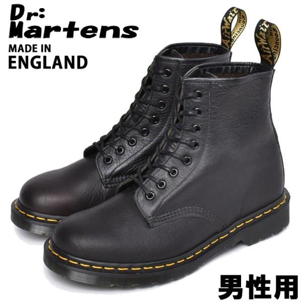 ドクターマーチン 8ホール ブーツ 1460 アバンドン イギリス製 男性用 DR.MARTENS ABANDON 8HOLE BOOTS メンズ ブーツ ブラック (01-10330239)
