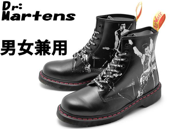 ドクターマーチン 1460 8ホールブーツ セックス・ピストルズ 男性用兼女性用 DR.MARTENS 8EYE BOOTS SEX PISTOLS R24789001 メンズ レディース ブーツ (10331041)