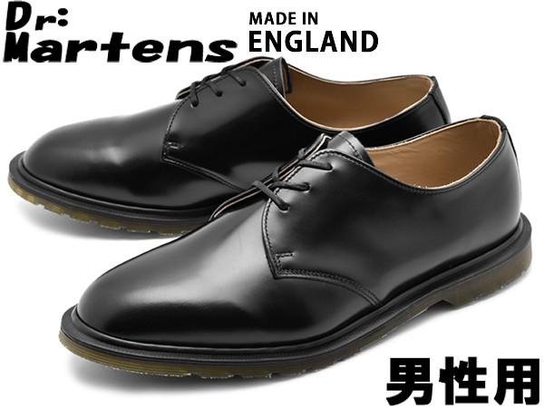 ドクターマーチン アーチー MIE クラシック 3ホール シューズ 男性用 DR.MARTENS ARCHIE MIE CLASSICS 3EYE SHOE R14348001 メンズ 革靴 (10331050)