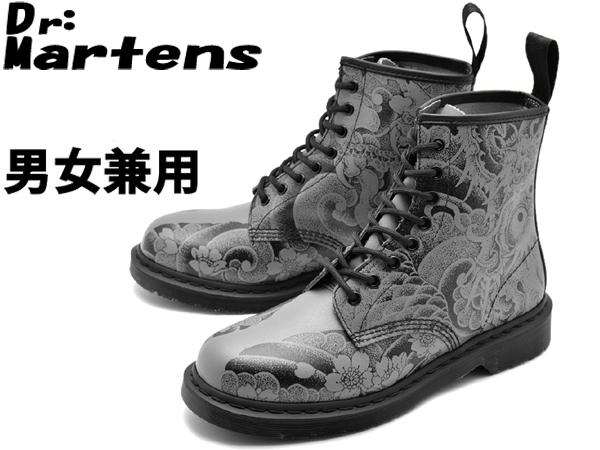 メンズ ブーツ 1460 (10331064)  TATTOO タトゥー アジア R24239001 OT BOOT DR.MARTENS ASIA レディース 8ホール OT ドクターマーチン 男性用兼女性用 8EYE