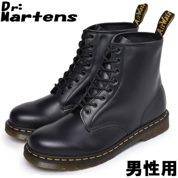 ドクターマーチン 1461 8ホール ブーツ 男性用 DR.MARTENS 8HOLE BOOT 1182006 メンズ ブーツ (10334902)