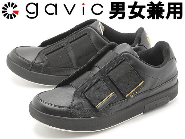 ガビック イザナギ 男性用兼女性用 GAVIC IZANAGI GVC002 メンズ レディース スニーカー ブラック (01-18330020)