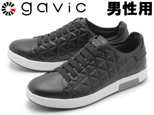 ガビック デュシス 男性用 GAVIC DYSIS GVC006 メンズ スニーカー ブラック (01-18330060)