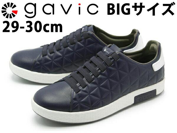 ガビック ライフスタイル デュシス BIGサイズ 男性用 GAVIC LIFE STYLE DYSIS GVC006 メンズ スニーカー ネイビー (01-18330068)