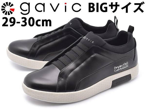 ガビック ライフスタイル シータ BIGサイズ 男性用 GAVIC LIFE STYLE SITA GVC007 メンズ スニーカー ブラック (01-18330075)