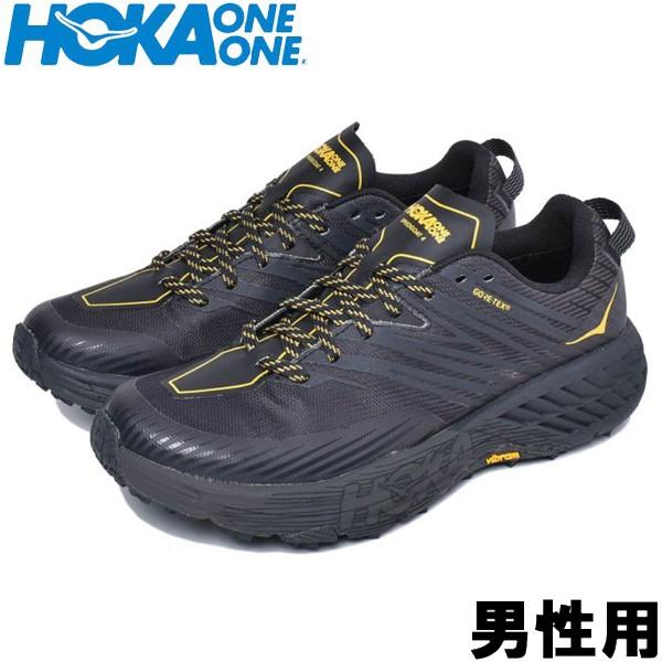 ホカ オネオネ スピードゴート 4 男性用 HOKA ONEONE SPEEDGOAT 4 1106530 メンズ スニーカー (12990600)