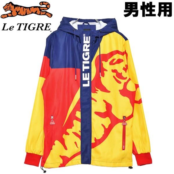 ルティグレ ゲイツジャケット 男性用 LE TIGRE GATES JACKET LT-212 メンズ ジャケット イエロー (01-26930058)