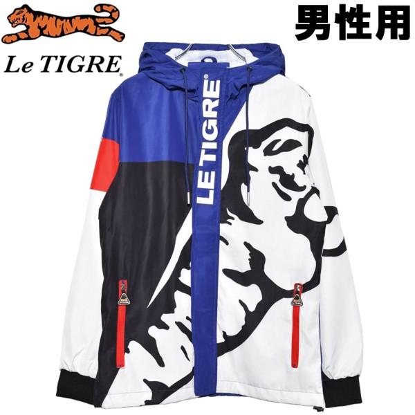 ルティグレ ゲイツジャケット 男性用 LE TIGRE GATES JACKET LT-212 メンズ ジャケット ホワイト (01-26930059)