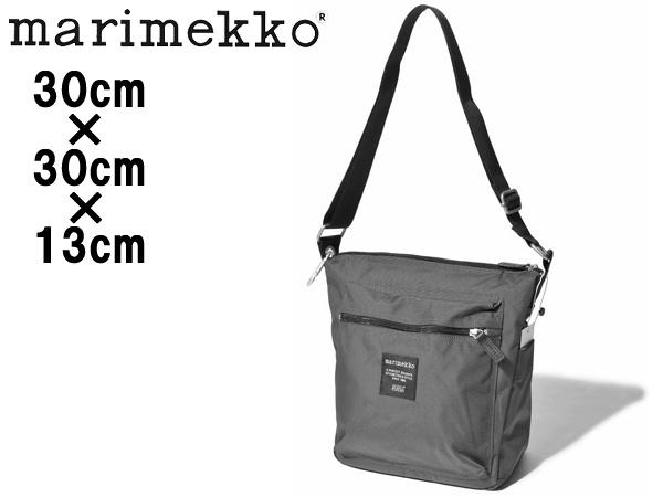マリメッコ PAL ショルダーバッグ MARIMEKKO PAL SHOULDER BAG ショルダーバッグ コール (01-74036105)