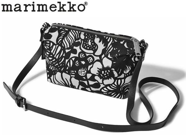 マリメッコ ヘリ ショルダーバッグ 男性用兼女性用 MARIMEKKO HELI SHOULDER BAG メンズ レディース 肩掛け 鞄 アウリンゴンアッラ (01-74036421)
