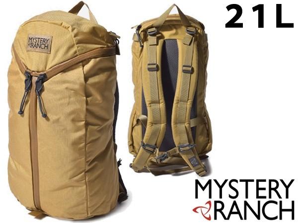 ミステリーランチ アーバンアサルト バッグ 21L 男性用兼女性用 MYSTERY RANCH URBAN ASSAULT BAG 19761091 メンズ レディース バッグパック ウィート (01-60390146)