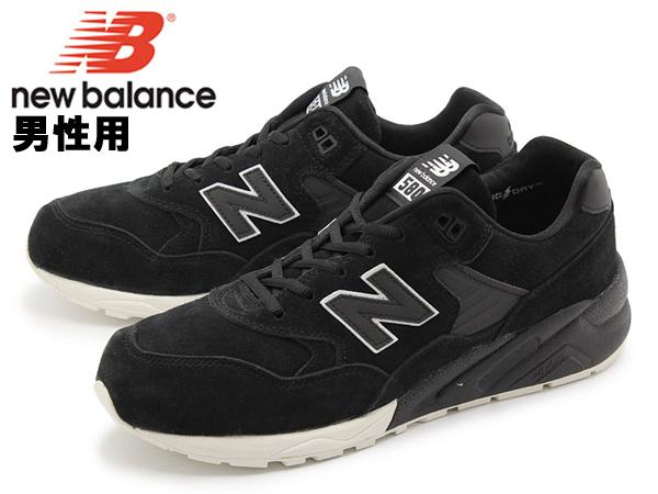 Men New Balance MRT580BV Black X21b2396S51j6732