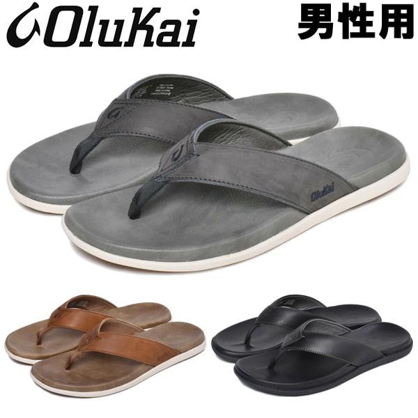 オルカイ NALUKAI SANDAL 男性用 OLUKAI NALUKAI SANDAL 10386 メンズ サンダル (1396-0046)