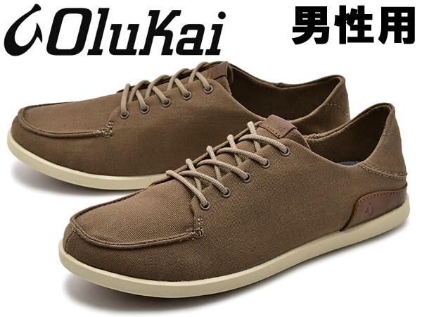 オルカイ マノア 男性用 OLUKAI MANOA 10331 メンズ スニーカー マスタングxトフィー (01-13963040)