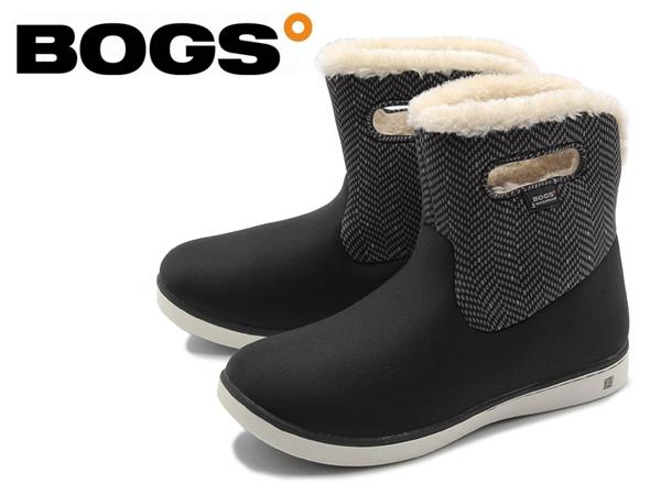 訳あり品 ボグス マルチカラー ウォータープルーフ ショート ブーツ 78410A 009 女性用 ブラックマルチ 23.0cm 38 BOGS SHORT BOOTS (bs006)
