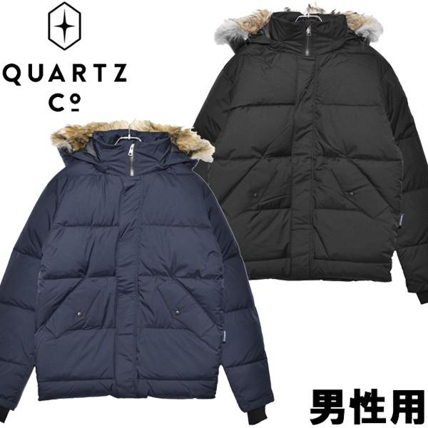 クオーツ コー フォークナー 男性用 QUARTZ Co. FALKNER 39720 メンズ ダウンジャケット (2173-0002)