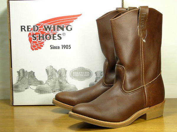 865acb80c8f Red Wing Pecos 1155 tea RED WING 1155 28.5cmUS10.5 wise: b [Timberland  Martens trickers whites] (85300046-105)