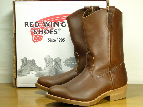 styl-us | Rakuten Global Market: Red Wing Redwing 1155 Pecos Brown ...