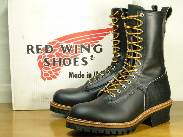 styl-us | Rakuten Global Market: Red Wing 2210 PT91 logger boots ...