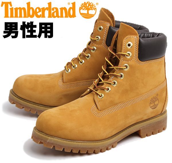 31d045a84f3 Timberland boots (TIMBERLAND) 6 inch premium boots 10061 Wheaton back  leather (yellow boots) (TIMBERLAND 10061 6inch PREMIUM WATERPROOF BOOT)  (men) ...
