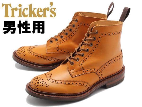 トリッカーズ ストウ ダイナイトソール 男性用 TRICKERS STOW5634/24ACN F5 メンズ (16312752)
