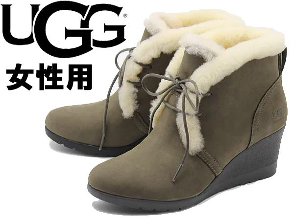 UGG アグ ジョバナ 女性用 JEOVANA 1017421 レディース ブーツ ミステリアス (01-12620120)