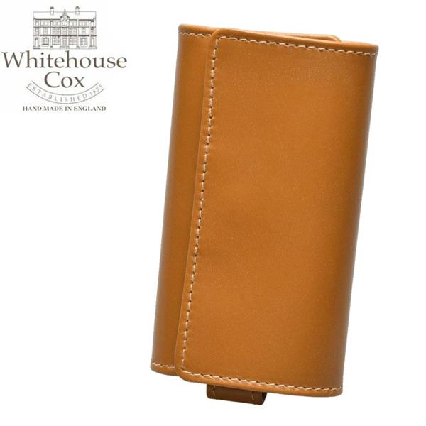 ホワイトハウスコックス ウエスト エンド キーケース 男性用兼女性用 WHITEHOUSE COX WEST END KRYCASE S9692 メンズ レディース キーホルダー ニュートン (01-60490015)