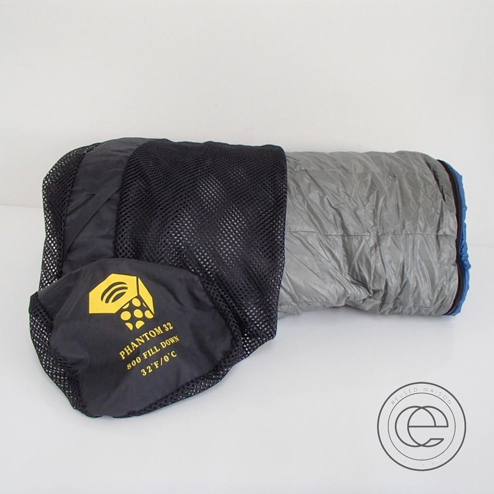MOUNTAINHARDWEAR【マウンテンハードウェア】 未使用 800フィルパワー ファントム32 シェラフ/寝袋 レギュラー ブランケット