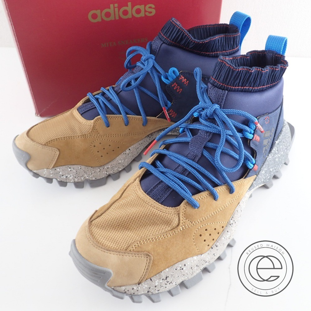 competitive price d8ee2 45b68 adidas X MITA SNEAKERS Mita sneakers collaboration 16 years BB1924  SEEULATER sea you lei tersneakers 30 men