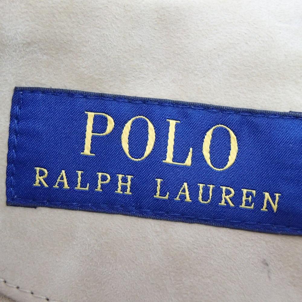 POLO RALPH LAURENポロ・ラルフローレン710621545001 Suede Skeet Jacket ゴートレザー スエード A 1 バルスター型 ブルゾンM ベージュ ジャケット メンズCxsQrdtBho