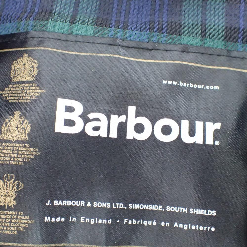Barbourバブアー A145 BEAUFORT JACKETビューフォート 襟元コーディロイ オイルドジャケットC40 102CM ブラック メンズuKcJTlF13