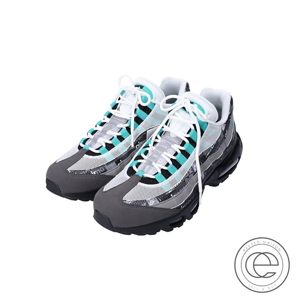 size 40 82905 e1f33 NIKE Nike X atmos atto- MOS AQ0925-001 AIR MAX 95 ATMOS CLEAR JADE Air Max  95 Jade