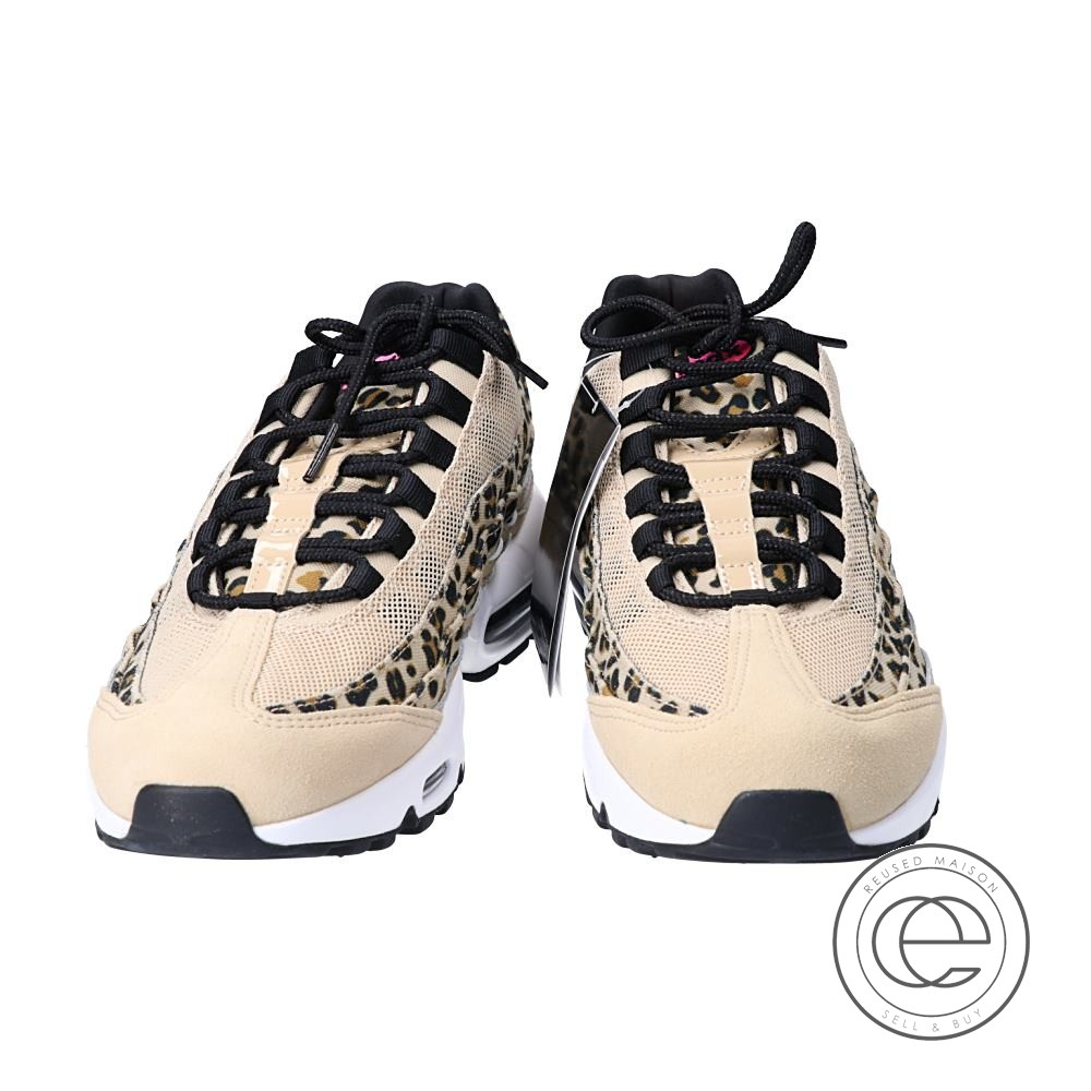 Nike 'air Max 95 Premium' Sneakers Damen 200 Beige Schuhe