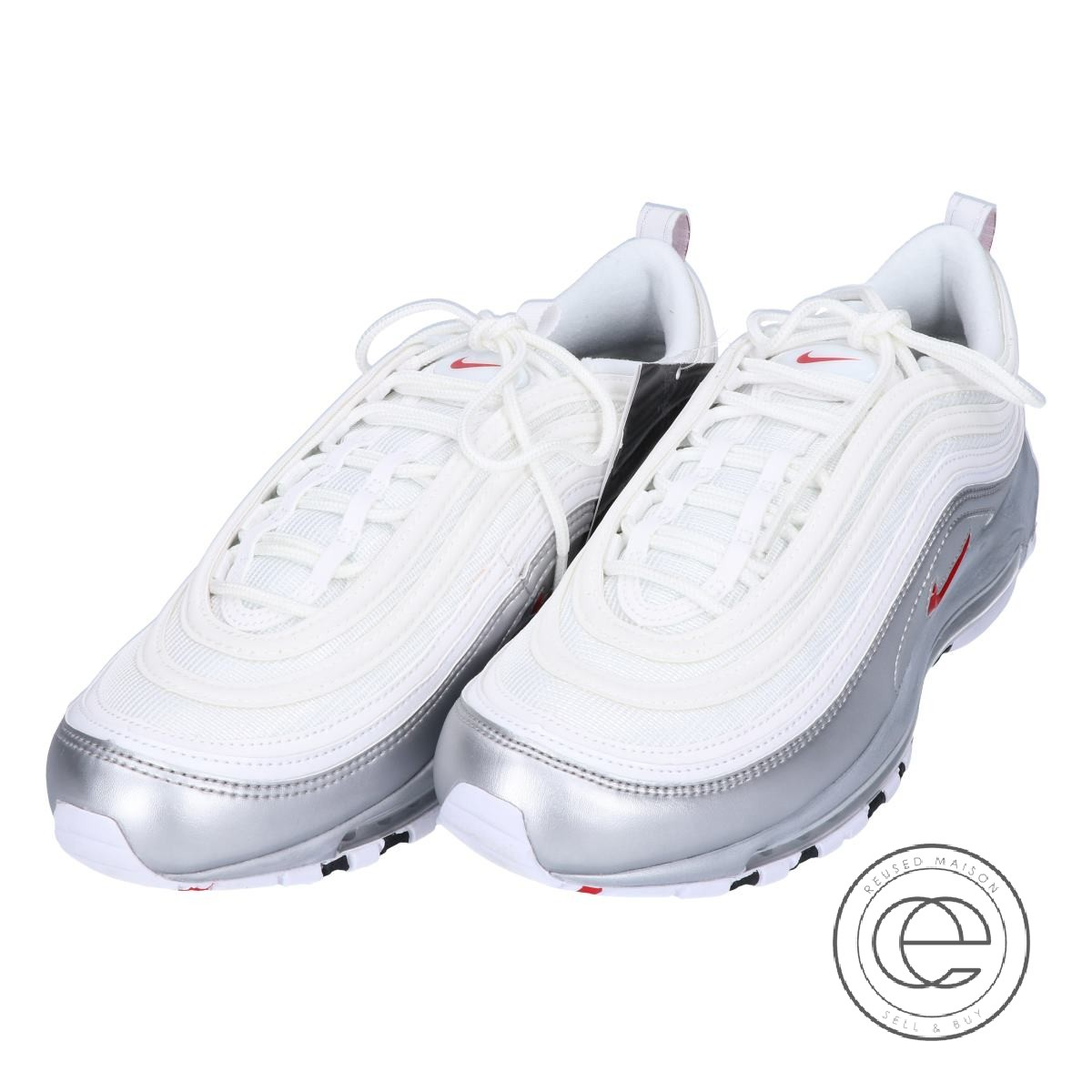 Nike Air Max 97 QS White – AT5458 100 | AFEW STORE