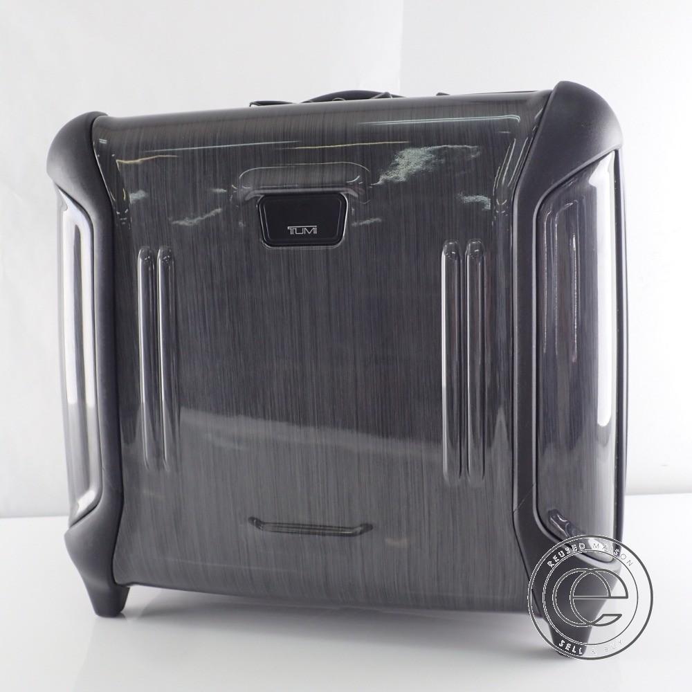 TUMI トゥミ 28012D VAPOR 2輪 キャリーバッグ ブラック メンズ 【中古】