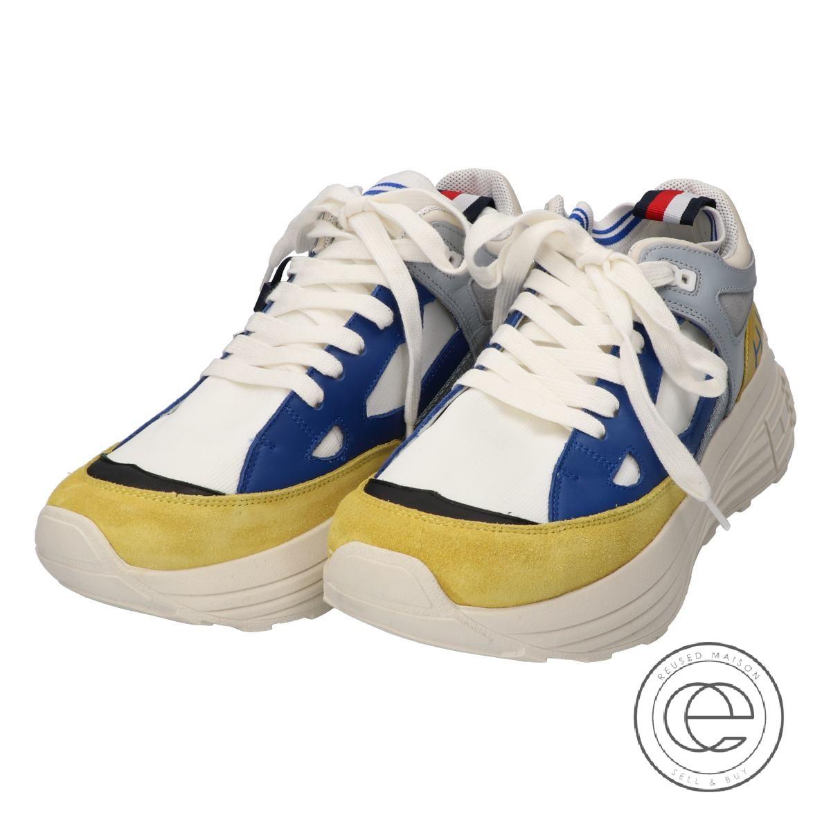 vývod největší výběr roku 2019 populární design TOMMY HILFIGER トミーヒルフィガー RE0RE00297 COLLECTION CHUNKY SNEAKER chunkey sole  sneakers 41 blue /911 men