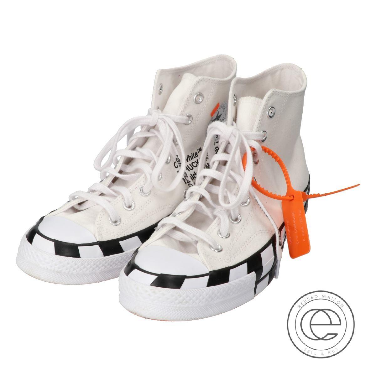 converse off white chuck 70