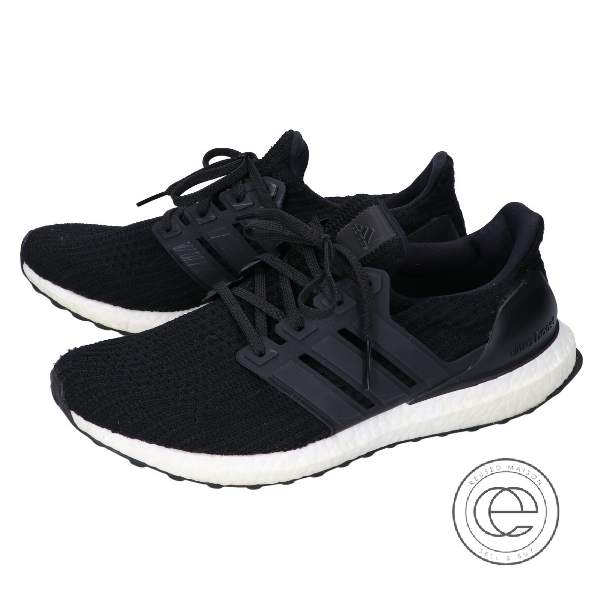 good selling clearance prices new collection BB6166 ULTRABOOST ultra boost running sneakers / shoes 27.5 core black men  made in adidas Adidas 18 years