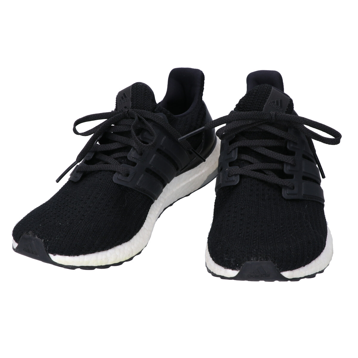 BB6166 ULTRABOOST ultra boost running sneakers shoes 27.5 core black men made in adidas Adidas 18 years