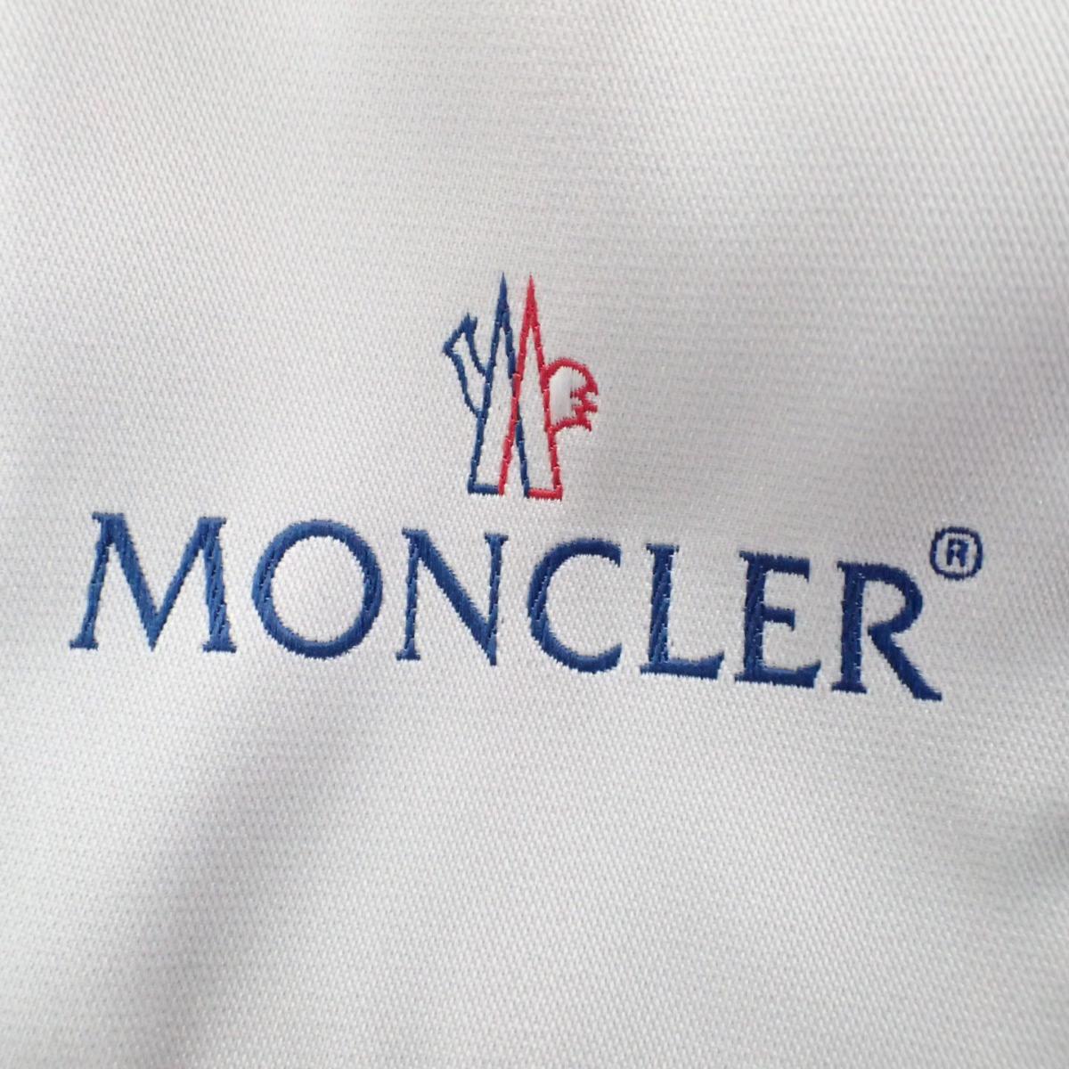 MONCLER モンクレール 国内正規43301 CHEVALシェバル 胸元ロゴワッペン付 ダウンベスト1 ボルドー メンズ1JK3FcTl